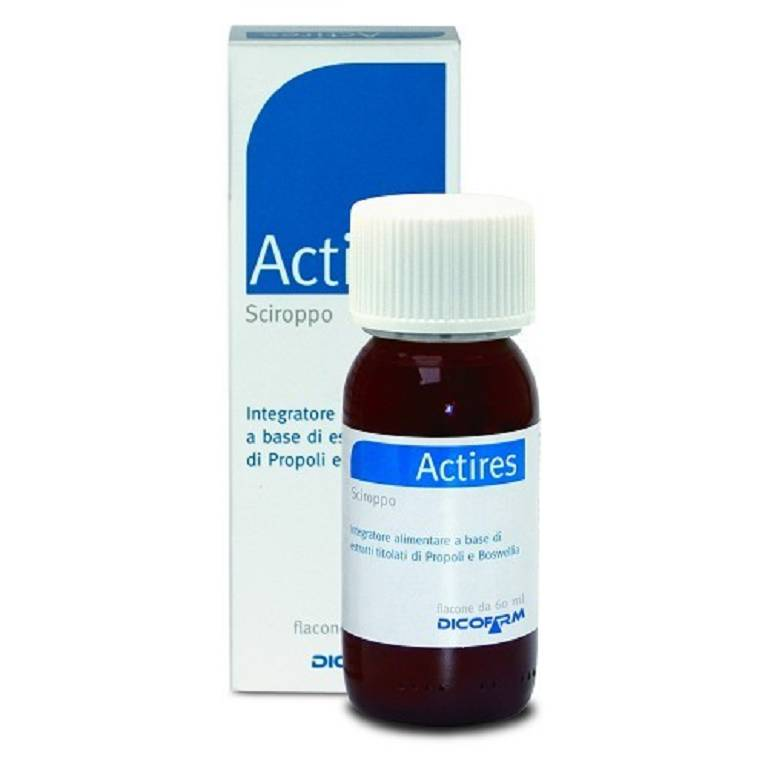 ACTIRES Sciroppo 60 ml