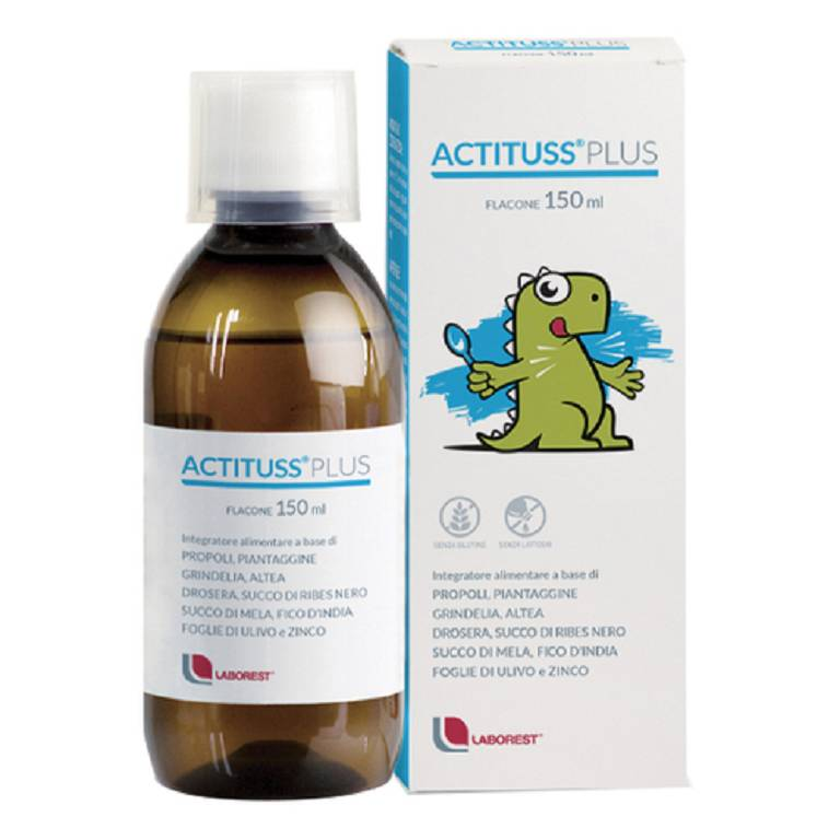 ACTITUSS PLUS 150ML