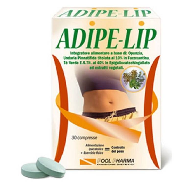 ADIPE Lip 30 compresse