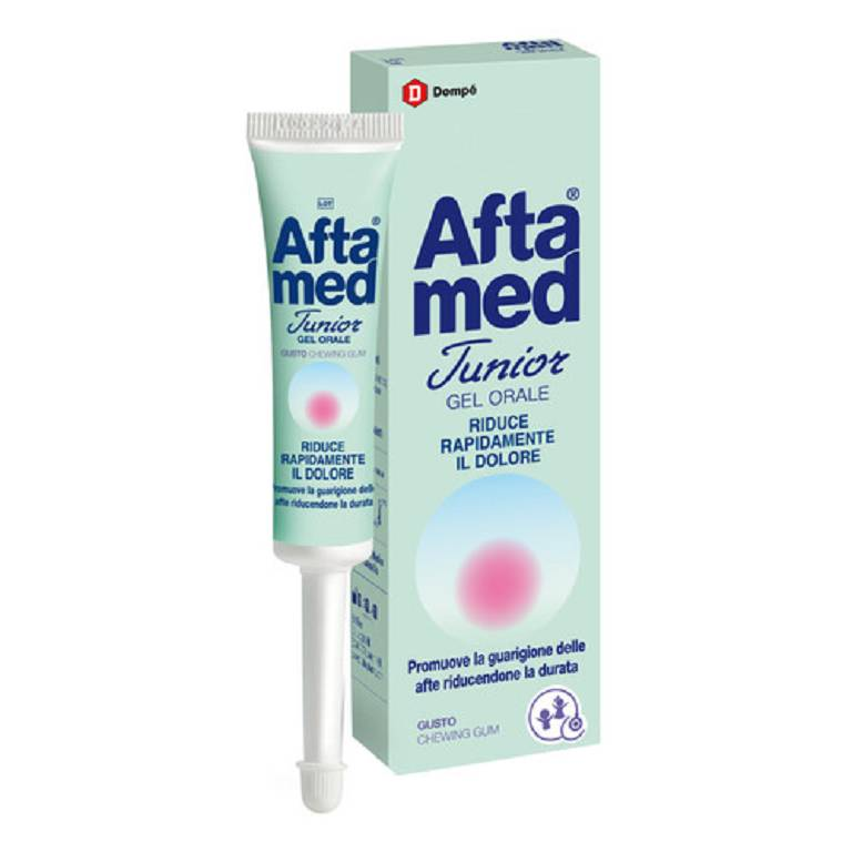 AFTAMED Gel Junior  15 ml