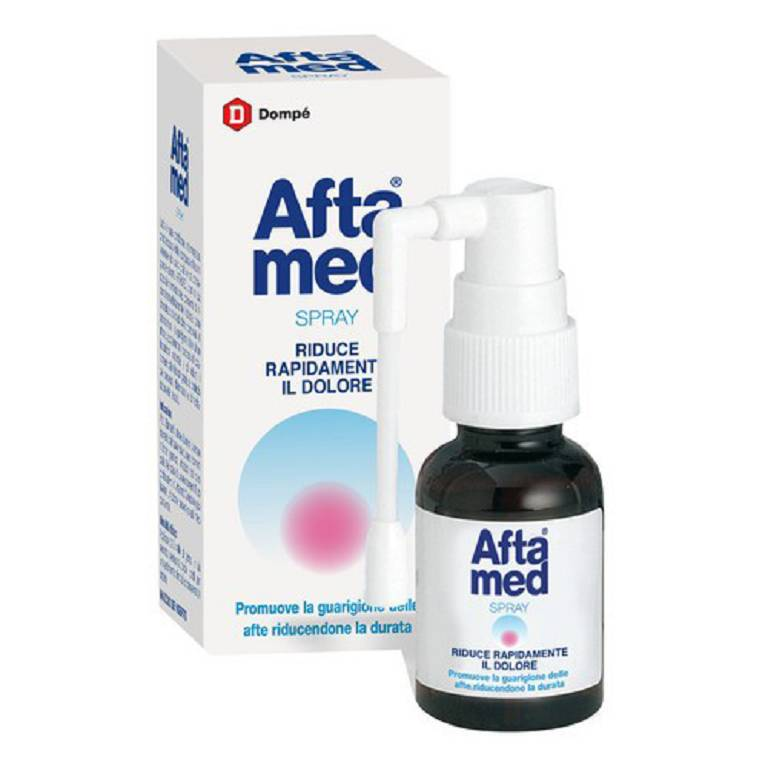 AFTAMED SPRAY 20ML TP