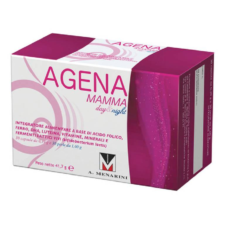 AGENA MAMMA DAY&NIG30CPS+30PRL
