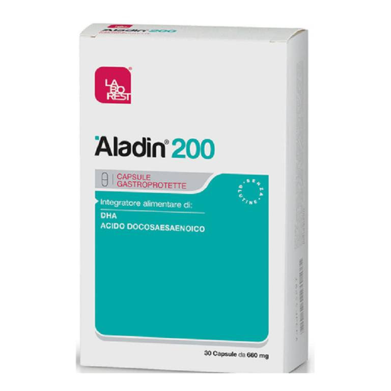 ALADIN 200 DHA 30CPS