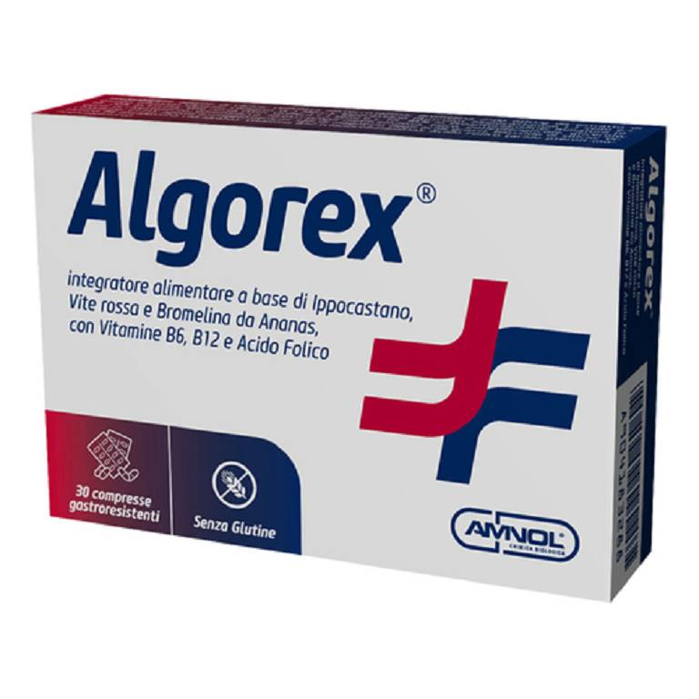 ALGOREX 650 mg 30 compresse