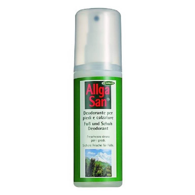 ALLGA PHARMA Spray Deodorante Piedi 100 ml