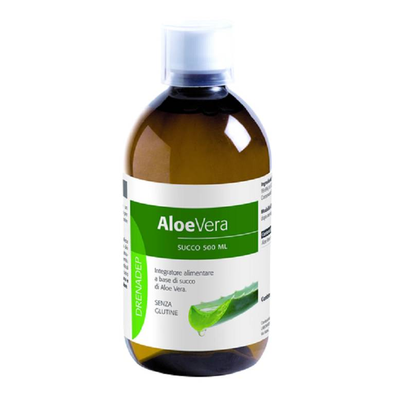 ALOE VERA Puro 500ml Laboratorio della Farmacia