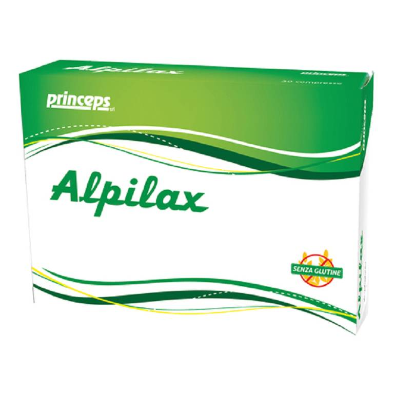ALPILAX CPR LASSATIVE 30CPR