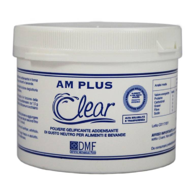 AM PLUS CLEAR 125G
