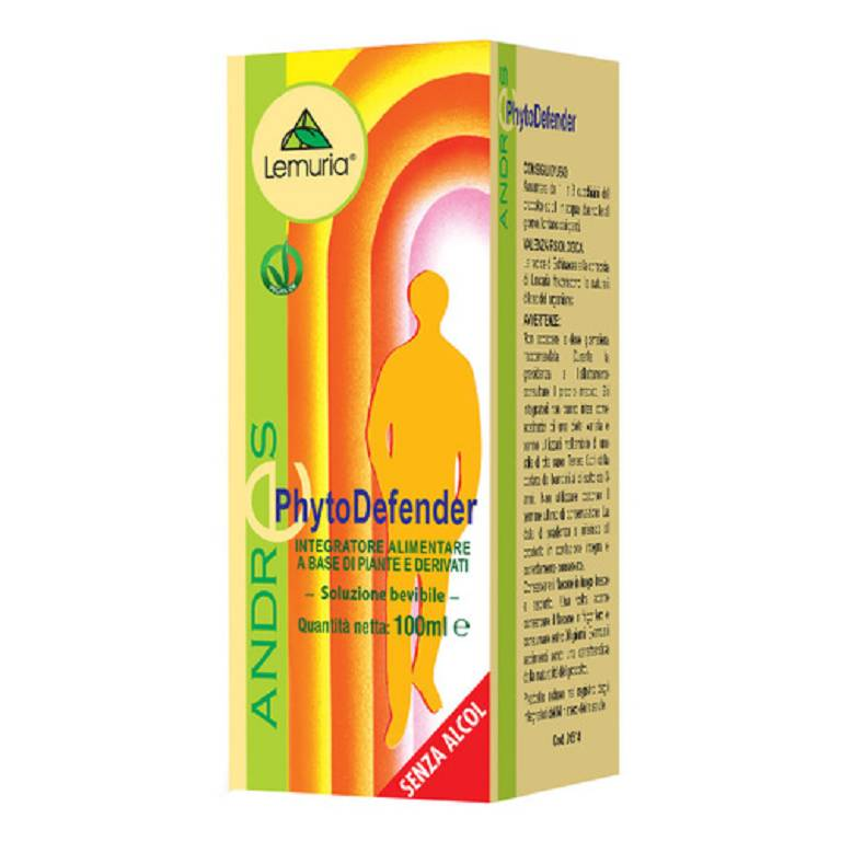 ANDRES PHYTO DEFENDER 100ML