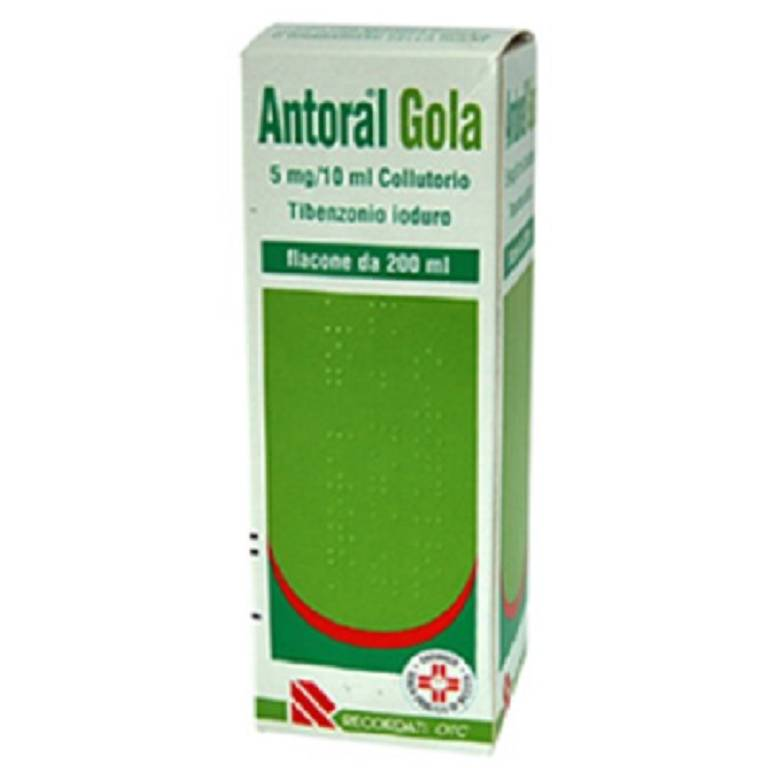 ANTORAL Collutorio 200ml