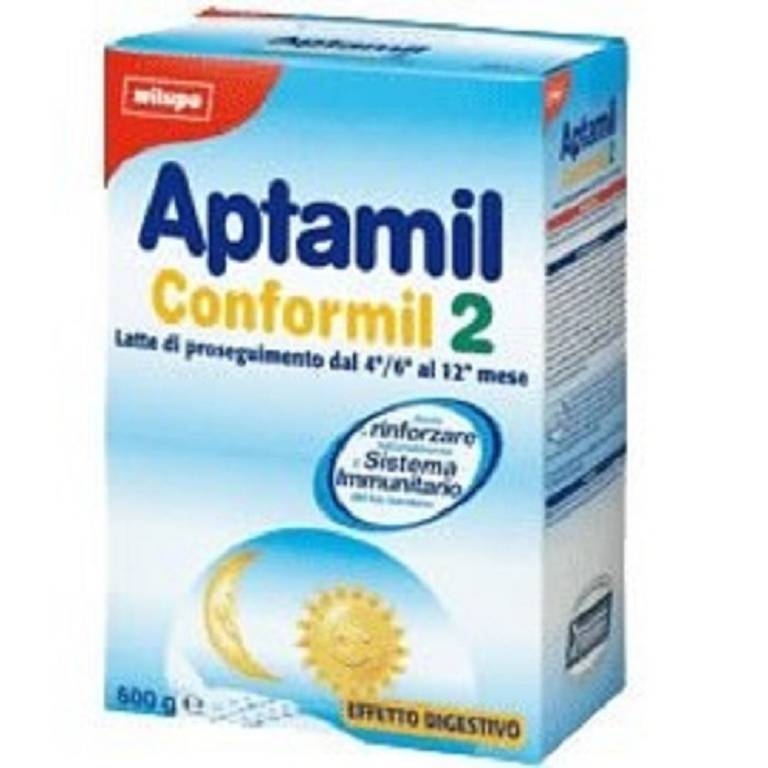 Aptamil 2 500 ml.