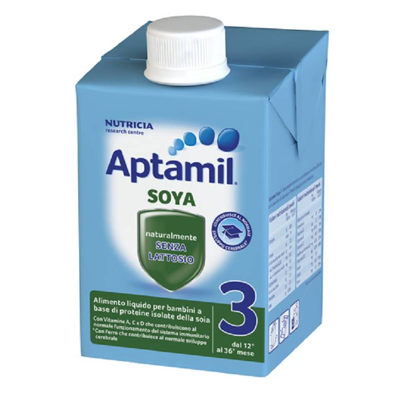 APTAMIL 3 SOYA LATTE 500ML
