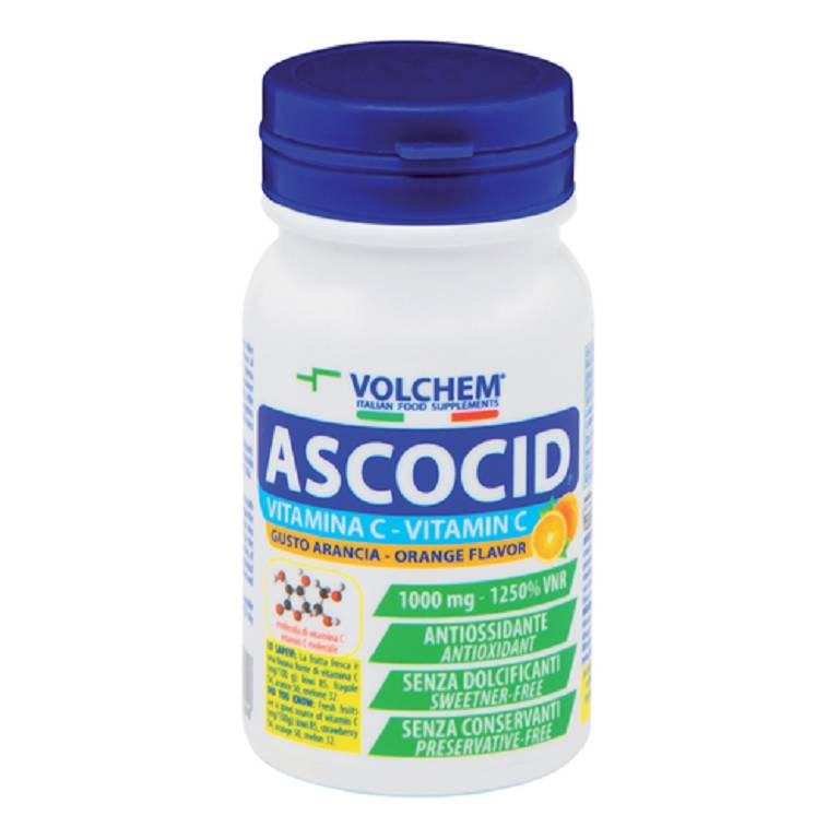ASCOCID 60CPR MASTICABILI