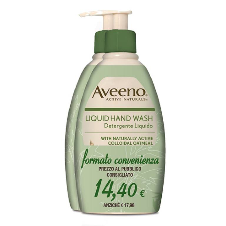 AVEENO BUNDLE DET LIQUIDO300ML