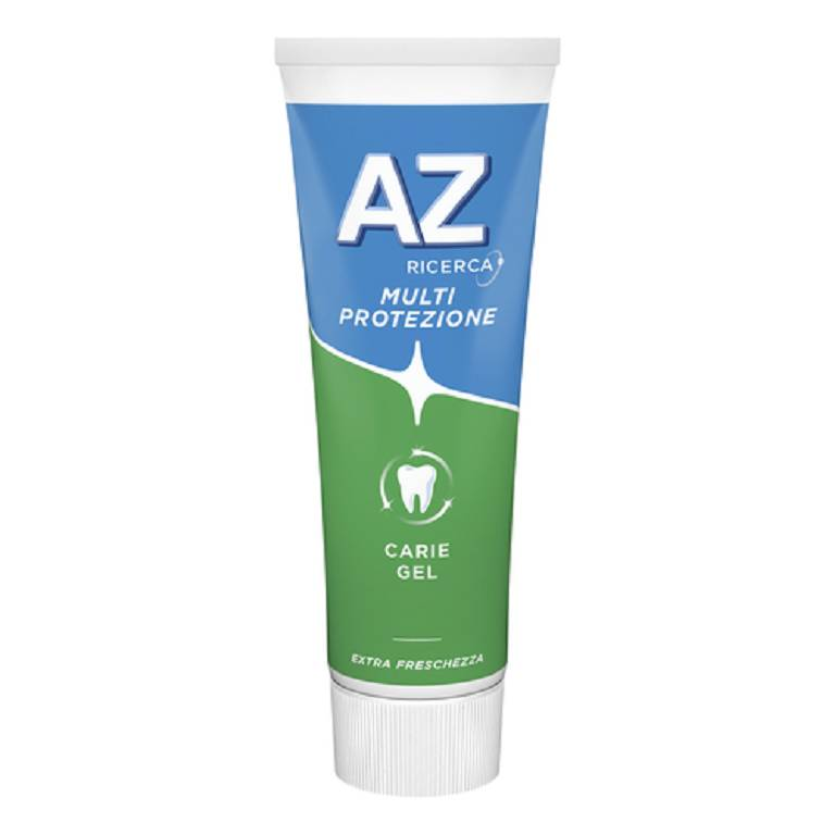 AZ Verde Dentifricio Gel 75 ml