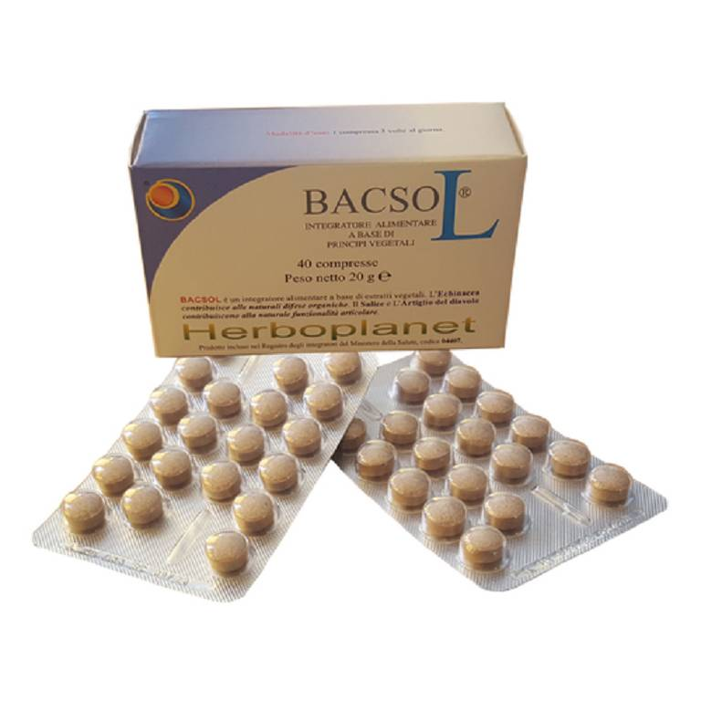 BACSOL 40CPR