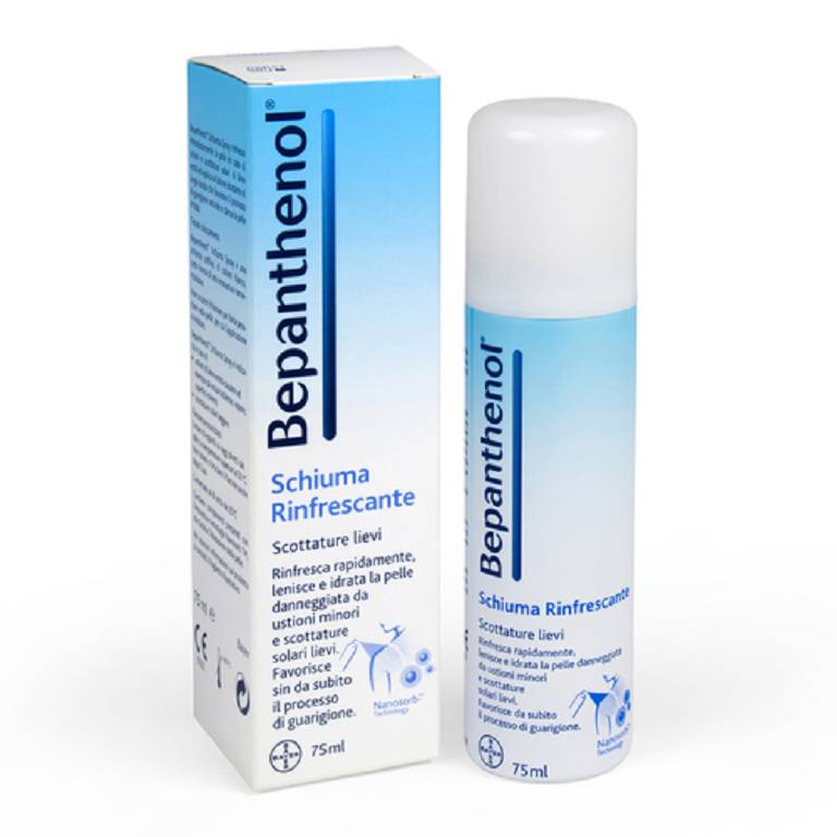 BEPANTHENOL Spray 5% 75 ml