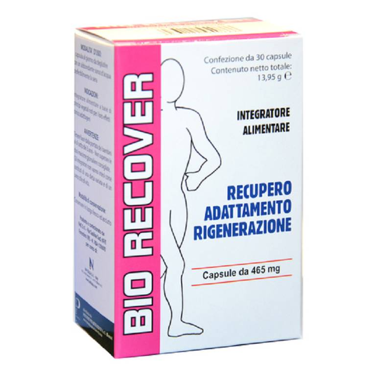 BIO RECOVER 30CPS