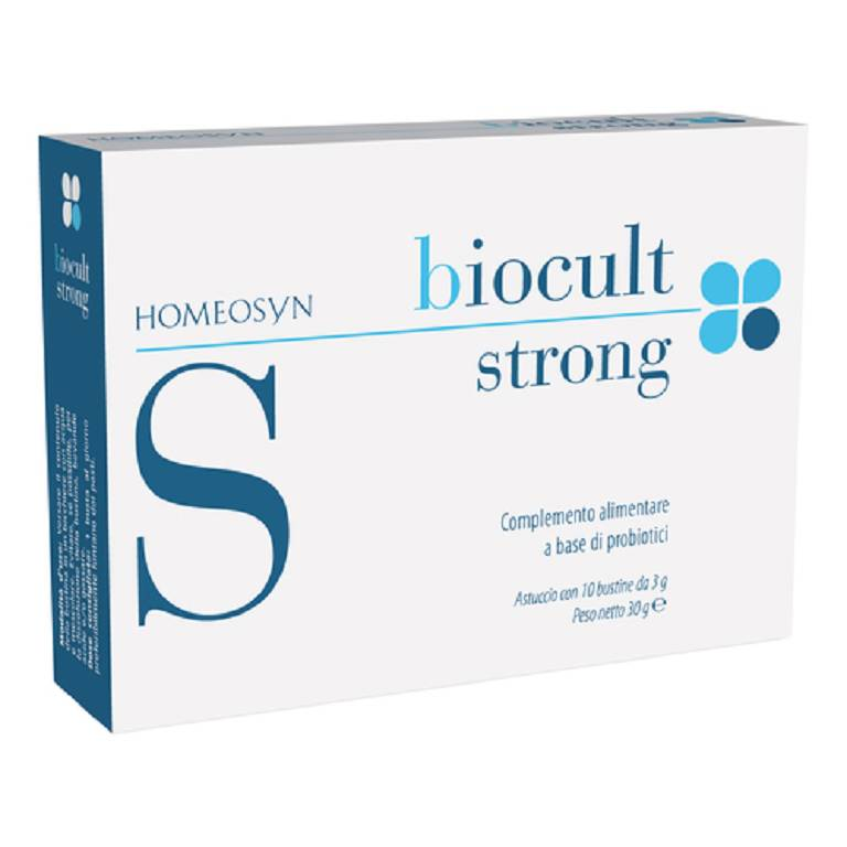 BIOCULT STRONG 10BUST 3G