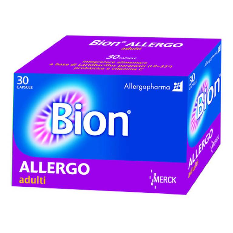 BION ALLERGO ADULTI 30CPS