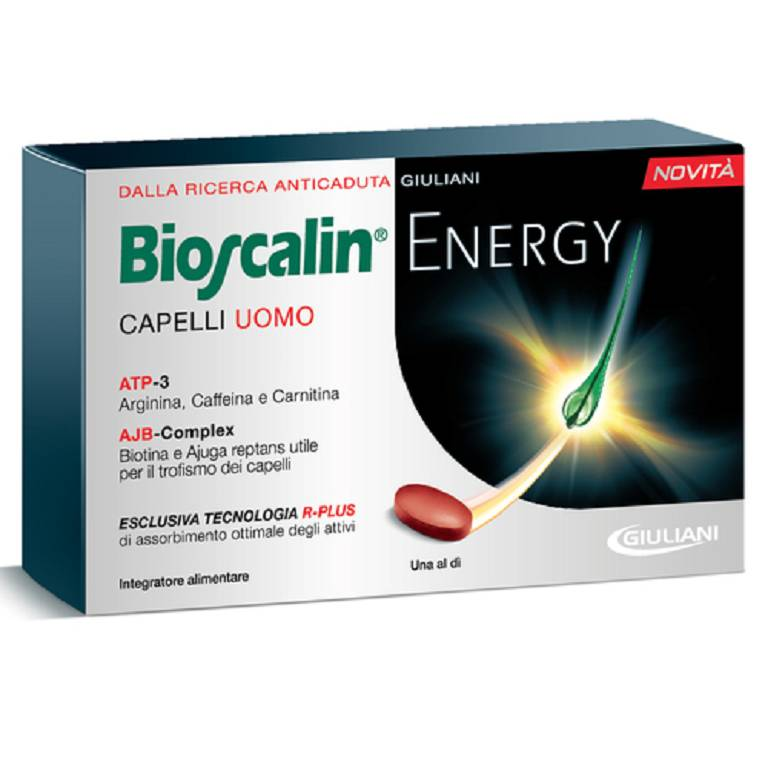 BIOSCALIN ENERGY 30CPR OFS