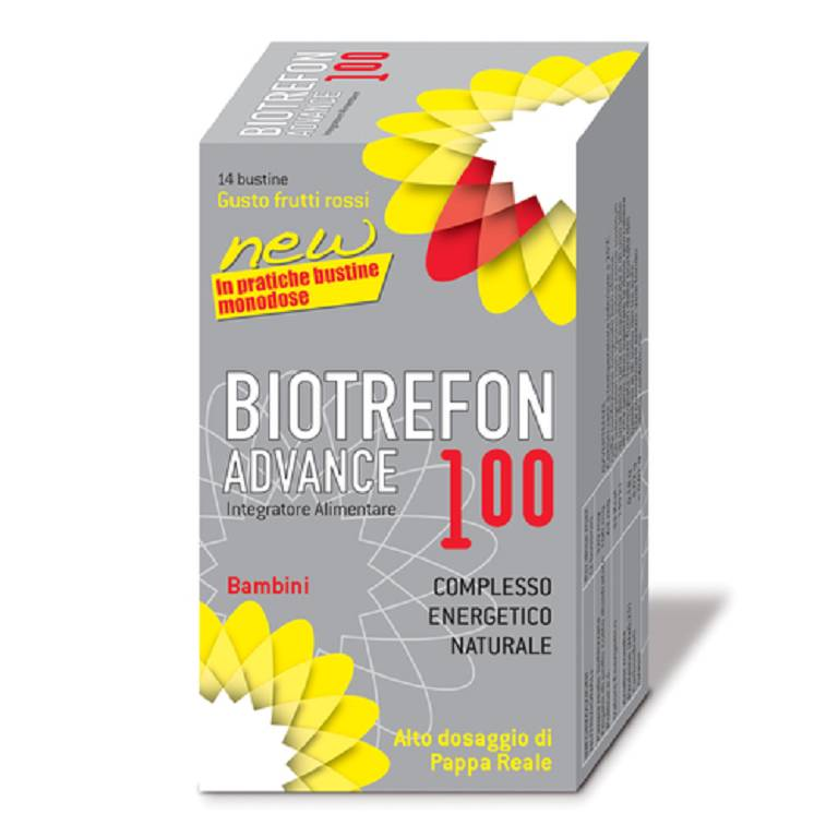 BIOTREFON ADVANCE 100 14BUST