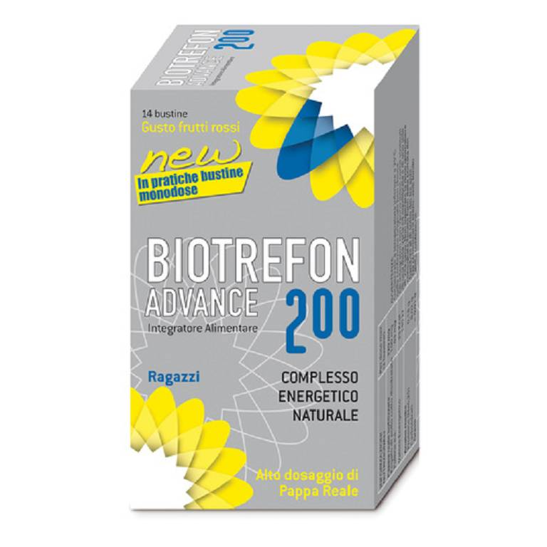 BIOTREFON ADVANCE 200 14BUST
