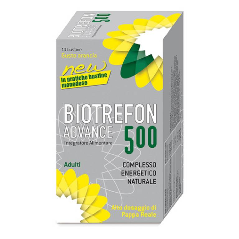 BIOTREFON ADVANCE 500 14BUST
