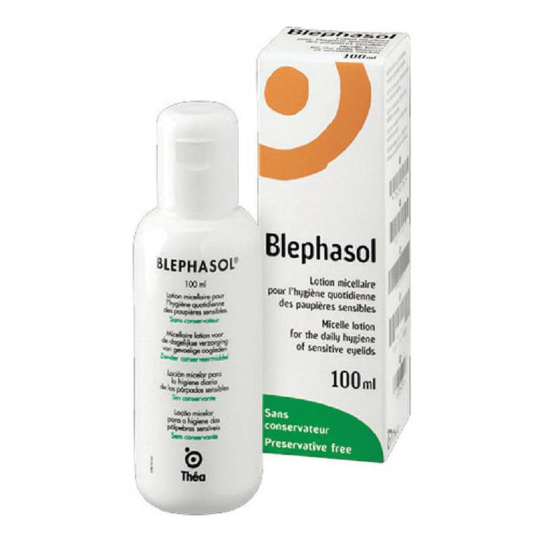Blephasol lozione palpebre 100 ml
