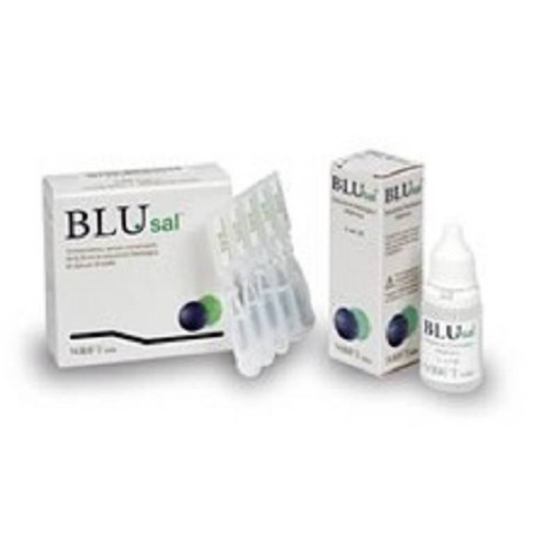Blu Sal multidose 5 ml.