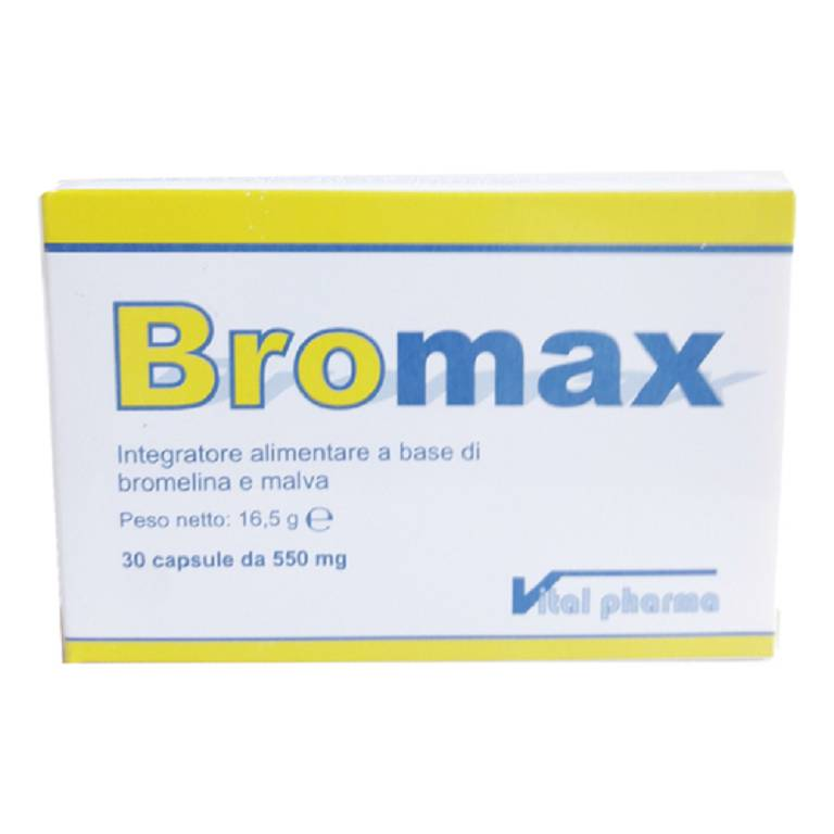 BROMAX 30CPR