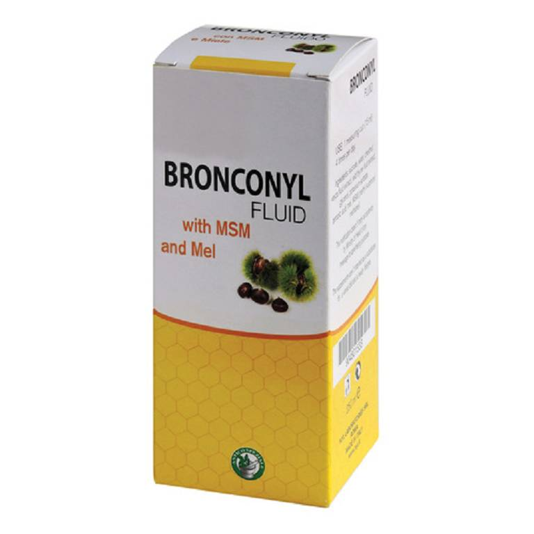 BRONCONYL SCIR TOSS 250ML