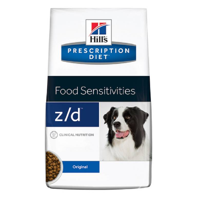 CANINE PD ADULT Z/D ULTRA 10KG