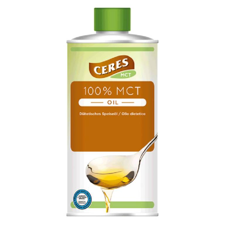 CERES MCT OLIO 100% 500ML