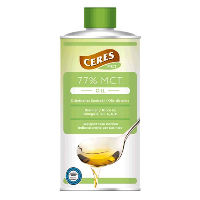 CERES MCT OLIO 77% 500ML