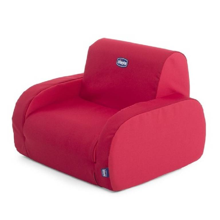 CH POLTRONCINA TWIST RED