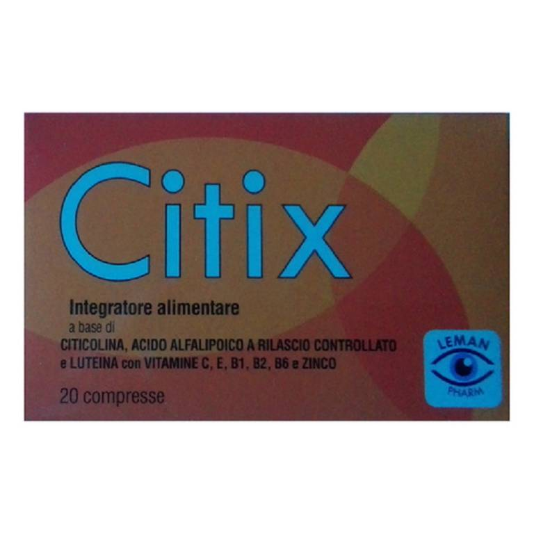 CITIX 20CPR