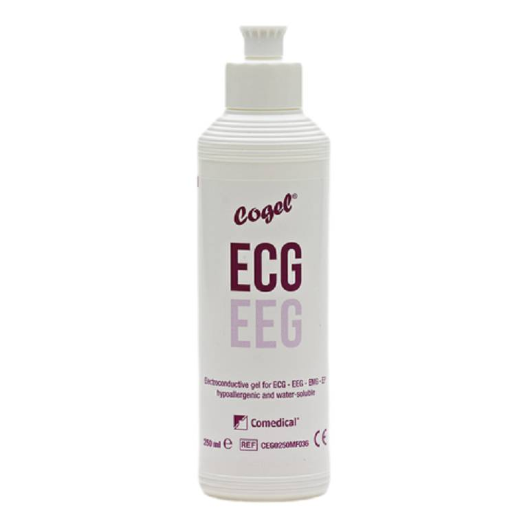 COGEL ECG EEG GEL 260ML 24PZ