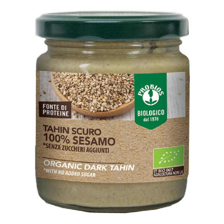 CRE TAHIN SCURO/CR SES 200G