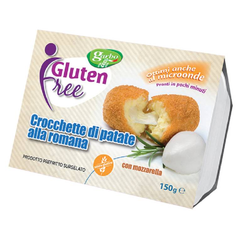 CROCCHETTE PATATE ROM SURG150G