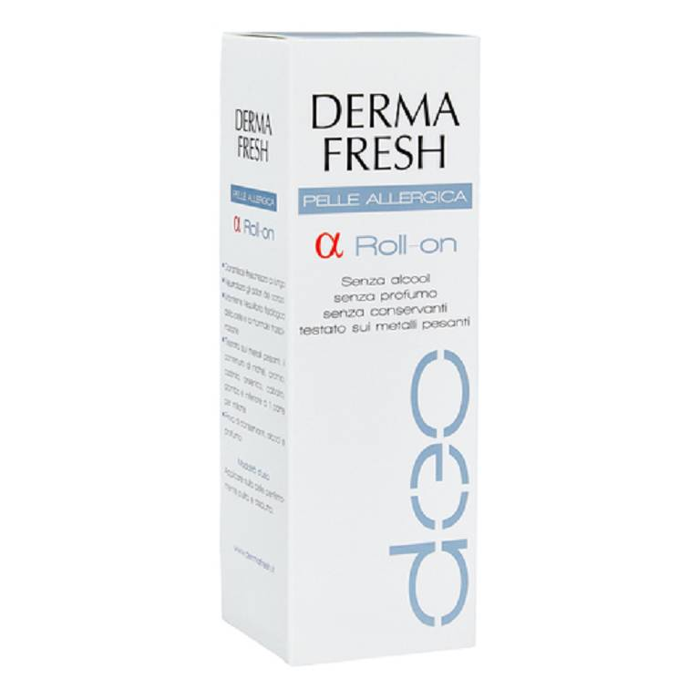 DERMAFRESH P ALLERG ROLL ON 75