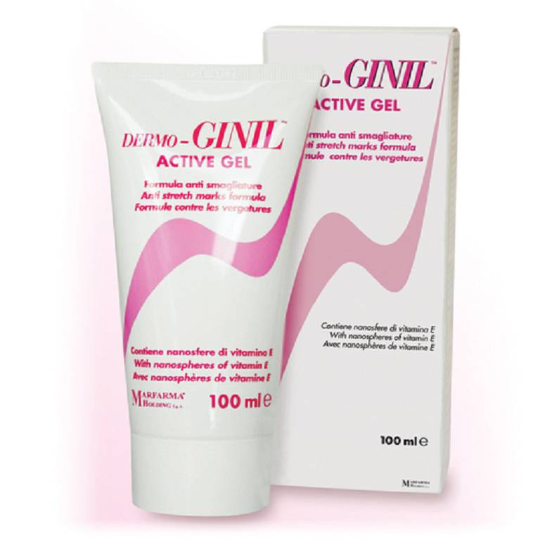 DERMO-GINIL ACTIVE GEL 100ML