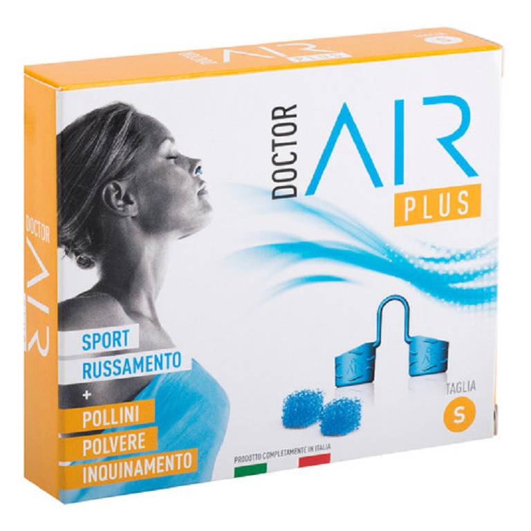 DOCTOR AIR PLUS FILTRO NAS S