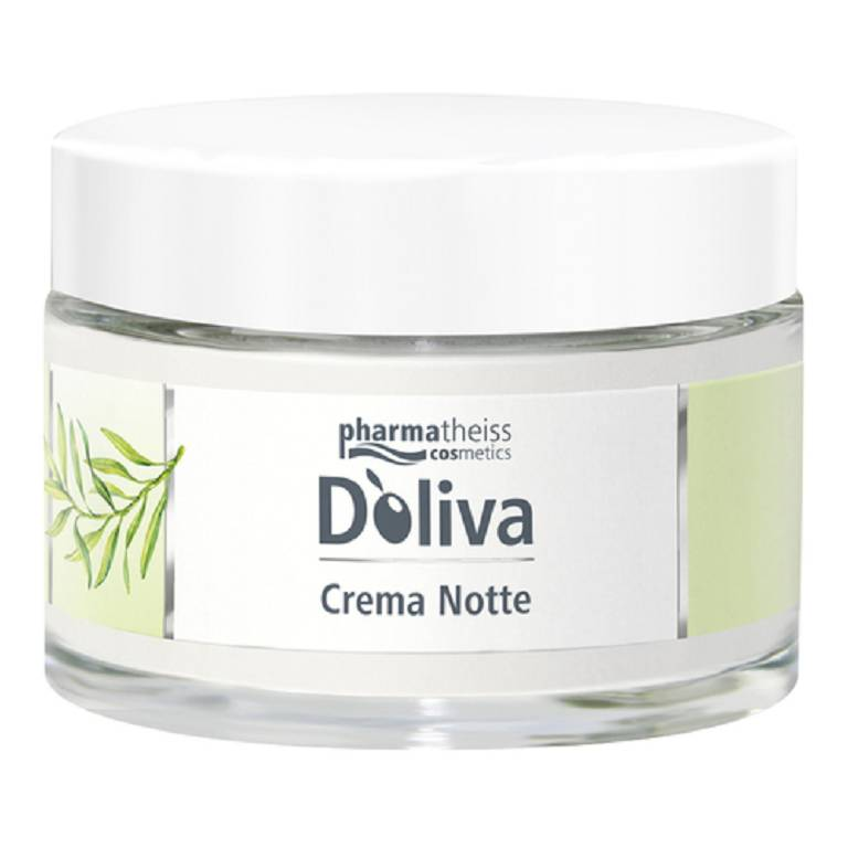 DOLIVA NIGHT CARE Viso 50ml