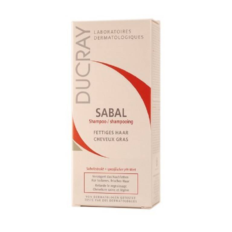 Ducray Sabal 125 ml.