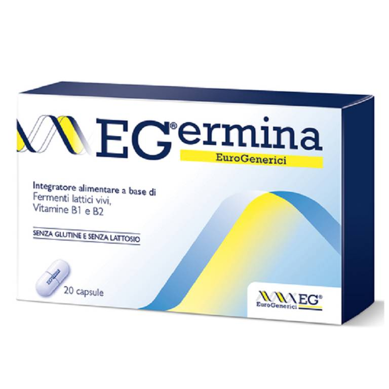 EGERMINA 20CPS 325MG