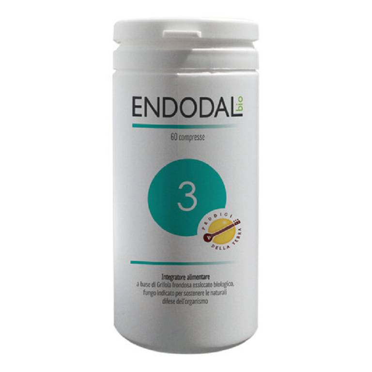 ENDODAL 3 BIO 60CPR