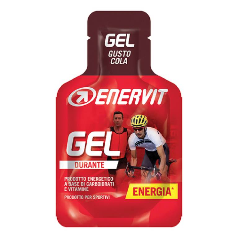 Enervitene Gel gusto Cola 25 ml