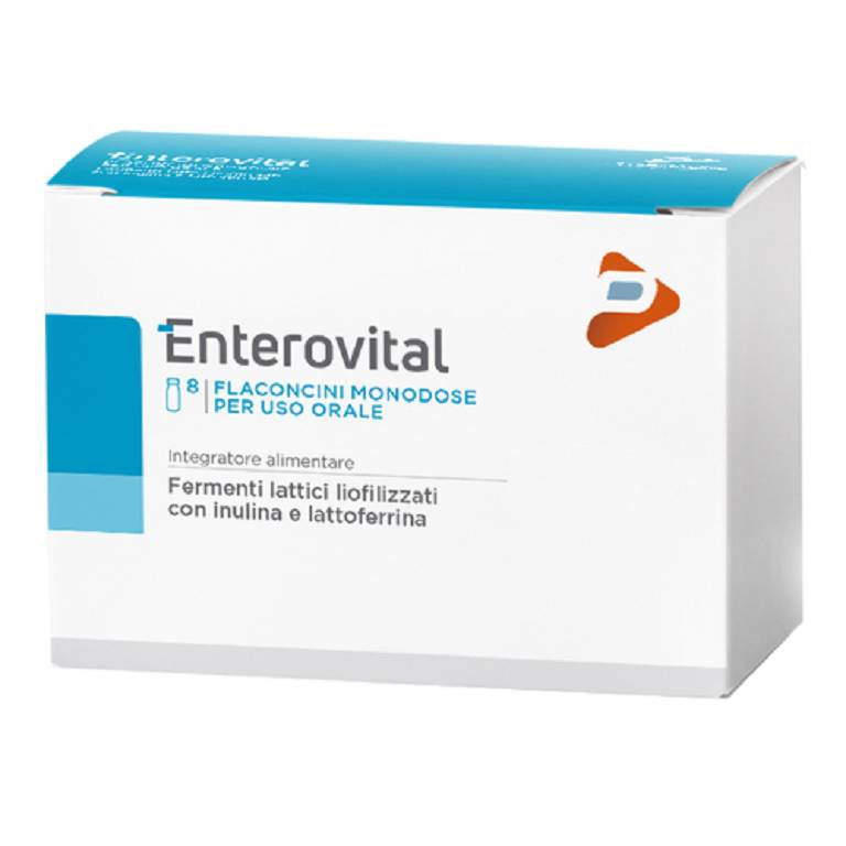 ENTEROVITAL Fiale 10 ml