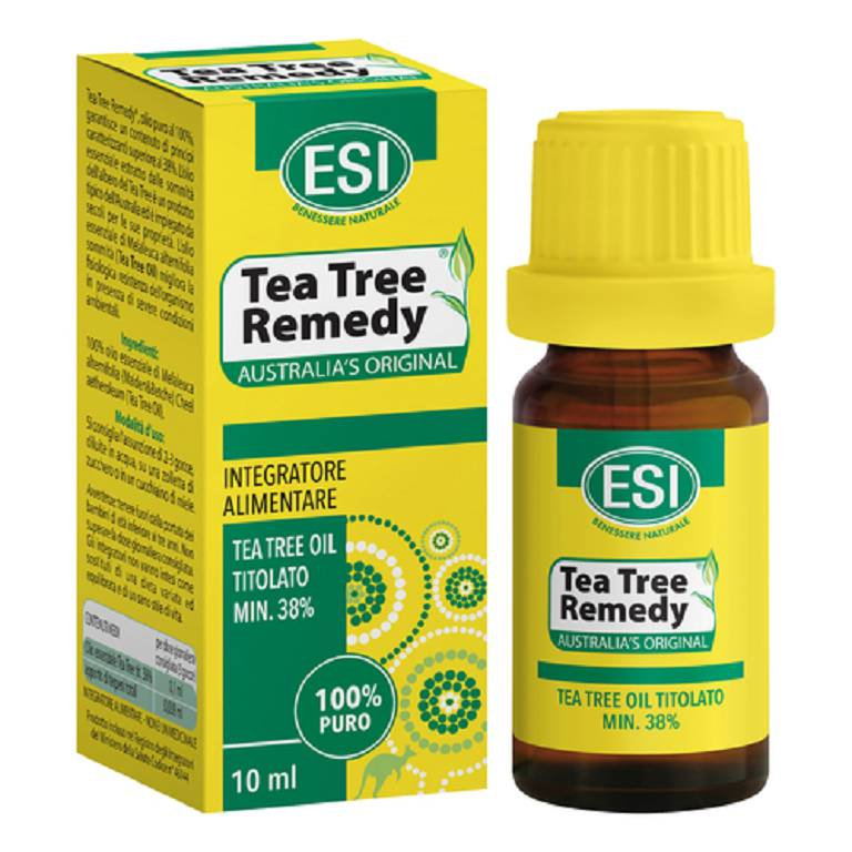 ESI TEA TREE REMEDY OIL 10ML
